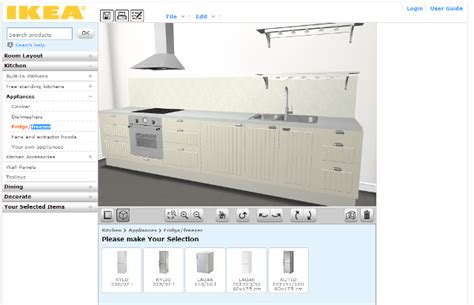 ikea kitchen design program five of the best online kitchen design apps acity life