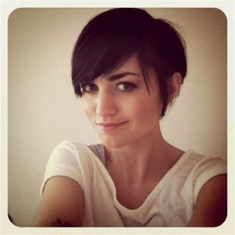 pixie cuts cherry brown 3419 best images about hair on pinterest side shave