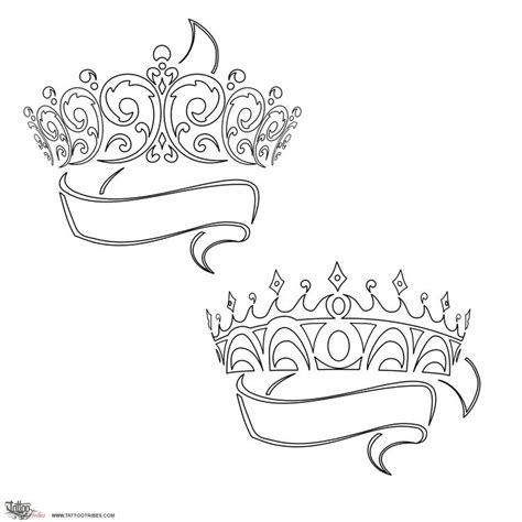 prince crown tattoo designs 22 best crown stencils images on crowns