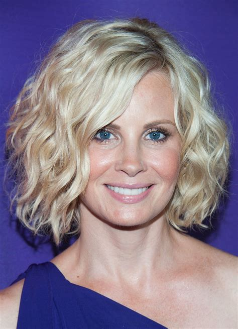 monica potter hairstyle at the nbc universal summer tour monica potter tried on