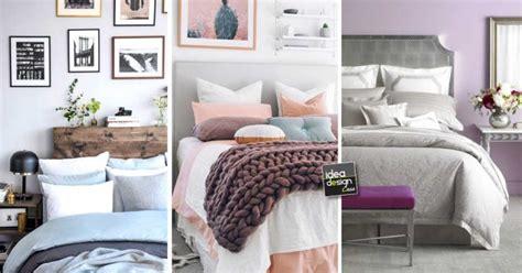 idee per decorare la da letto da letto con colori pastello ecco 20 idee per