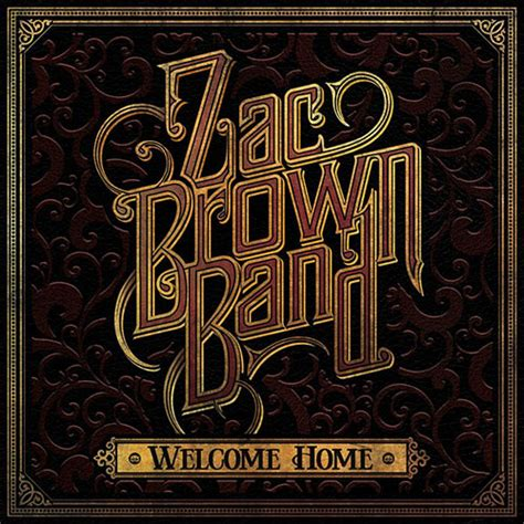 Records For Homes Zac Brown Band Partners With Elektra Records For Welcome Home The Universe