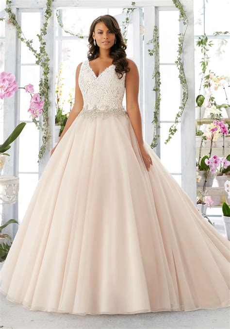 julietta collection plus size wedding dresses morilee - Pls Size Wedding Dresses