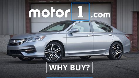Accord Touring 2017 by Why Buy 2017 Honda Accord V6 Touring Review