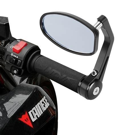 Motorrad Spiegel Hersteller by 2x Motorrad Spiegel Lenkerendenspiegel Lenkerspiegel
