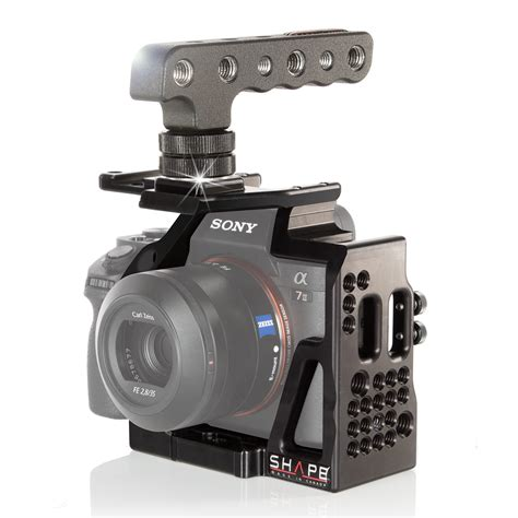 Berapa Kamera Sony A7s 2 sony a7s ii a7r ii a7 ii cage with handle sony