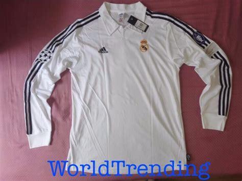Jersey Retro Madrid jersey real madrid retro centenario 2002 1 499 00 en