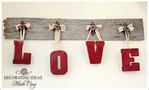 home decor craft ideas for adults valentine craft ideas