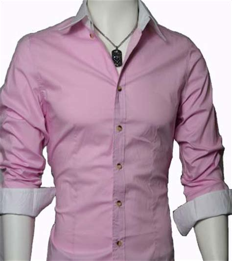 light pink mens dress shirt 16 s casual slim fit sleeve dress shirt light pink
