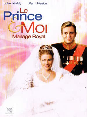 film romance prince le prince et moi mariage royal film 2006 allocin 233