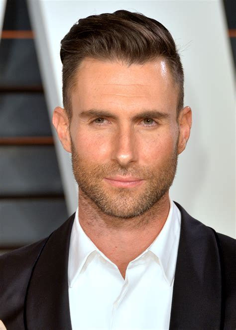 Adam Levine Hairstyle by Adam Levine Hairstyle Hd Pictures