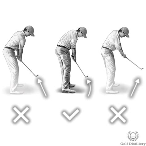 golf swing follow through follow through checklist illustrated tips