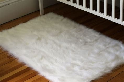 White Fur Area Rug White Fur Area Rug Home Design Ideas