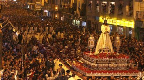 Imagenes Lunes Santo Malaga | lunes santo semana santa de m 225 laga horarios e itinerarios
