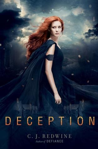 thorns of deceit city of fountains volume 1 books deception defiance 2 by c j redwine reviews