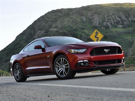 Mustang Gt 5 0 Auto Vs Manual by Test Drive Of 2015 Mustang Gt Autos Post