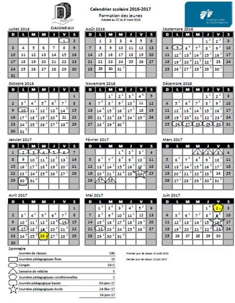Calendrier Commission Scolaire Laval 2017 Calendrier Scolaire 201 Cole Daigneau