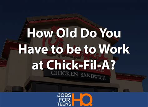 how old do you have to be for a tattoo how do you to be to work at fil a