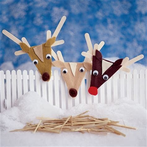 yoddler rudolph crafts 17 easy winter activities for toddlers