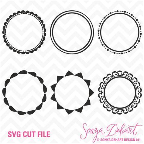 svg pattern circle silhouette svg file cricut svg file cut files svg