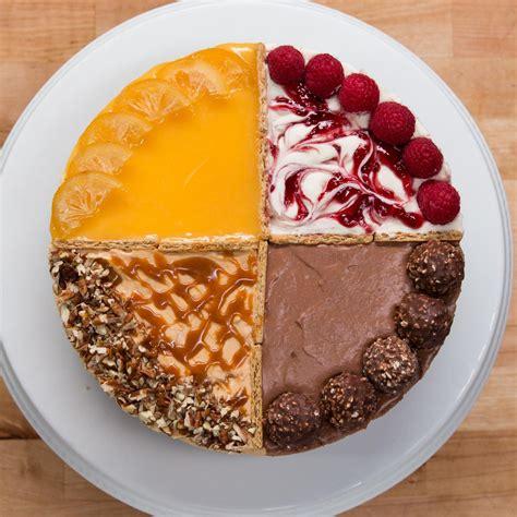 Laris Flavorah 2 3 Oz Cheesecake Flavor Essence For Diy 19 7 Ml 4 flavor cheesecake recipe by tasty