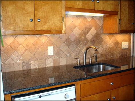 types of backsplash how to choose kitchen tile backsplash ideas for proper