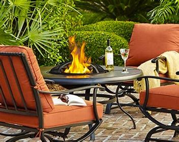 patio furniture mobile al garden decor decorate your backyard the home depot