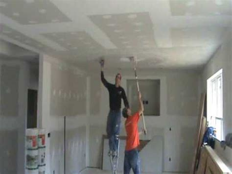 ceiling patterns with joint compound how to make a sunburst drywall texture