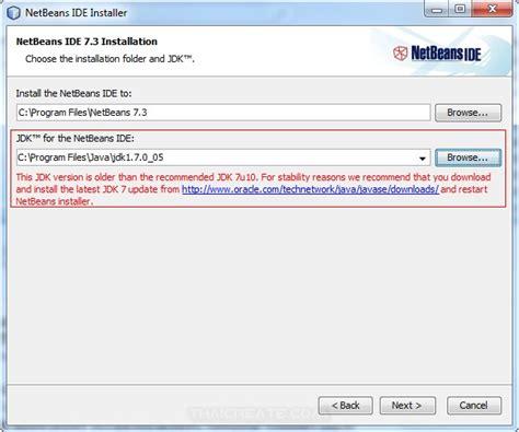 tutorial java windows การต ดต ง netbeans สำหร บเข ยน java install netbeans ide