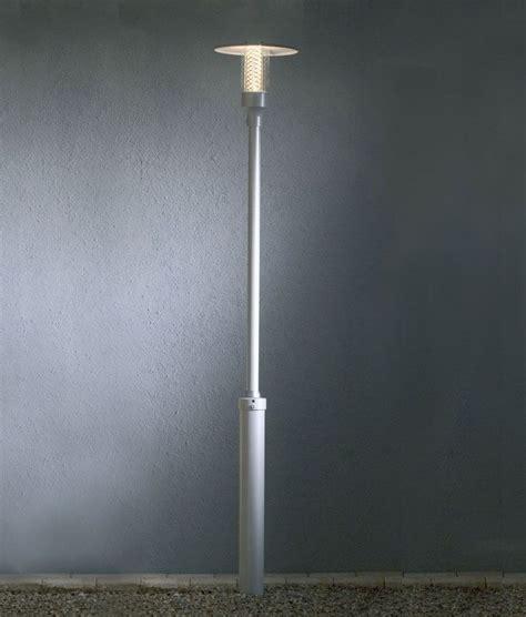 modern outdoor post lights stylish modern l post