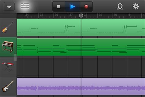 Garageband Versions On With Garageband For The Iphone And Macworld