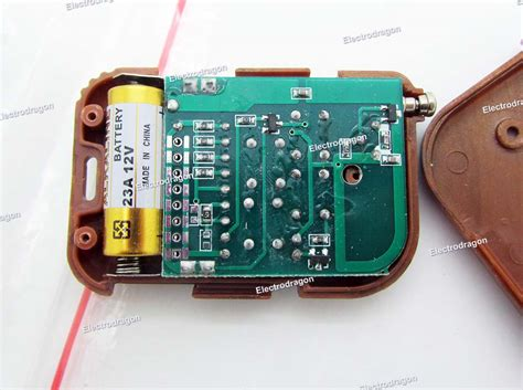 315mhz Rf Remote Module Pt2262 Pt2272 4 Channel Remote Button wireless rf link pt2262 pt2272 encoder decoder