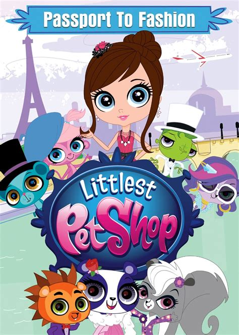 Zhoey Lider Safety littlest pet shop passport to fashion dvd review