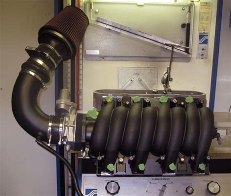 flow data flow bench vr g8 ram air