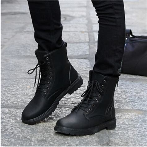 retro combat boots free shipping retro combat boots s boots winter