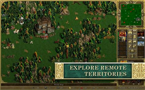 Heroes Of Might Magic Iii Hd Android Apps On Play