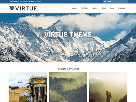 theme virtue blog theme directory free wordpress themes