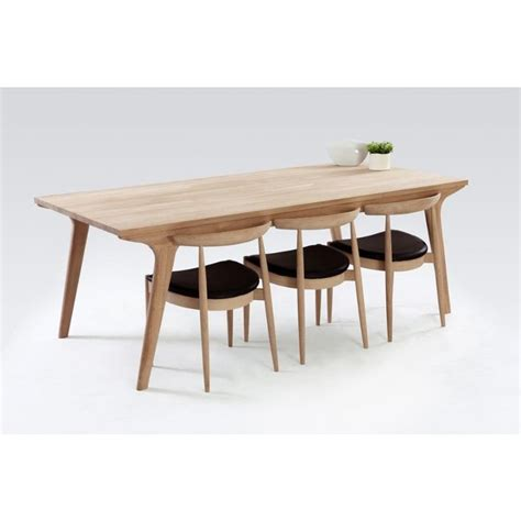 modern oak dining table modern oak dining table a place to eat