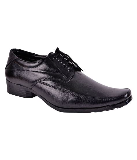 shoes n style black lace formal shoes price in india buy