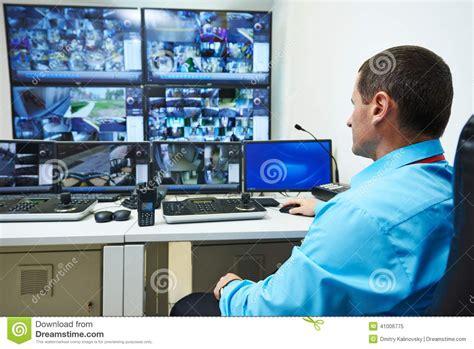 Securita Security by Security Surveillance Stock Image Image 41006775