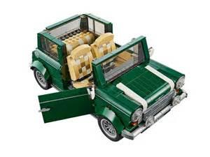 Lego Mini Cooper 2014 Mini Cooper Mk Vii Lego Modell Erscheint Im August 2014