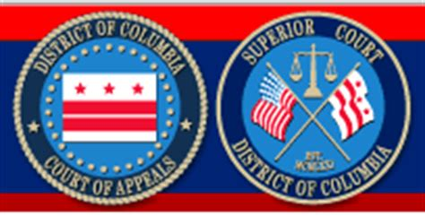 District Of Columbia Judicial Search Opinions On Superior Court Of The District Of Columbia