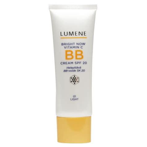 Lumene Vitamin Radiant Dual Serum by Brand New Lumene Bright Now Vitamin C Bb Musings