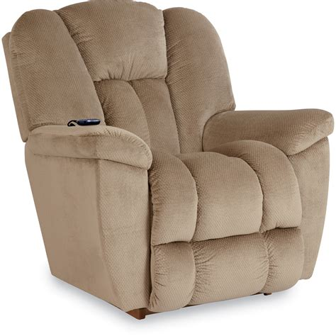 la z boy recliner la z boy maverick power xr reclina rocker 174 recliner wayfair