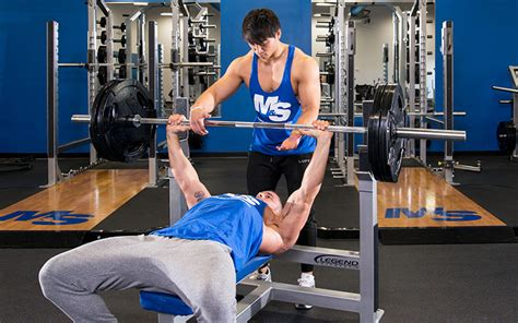 bench press workout for mass top 10 mass building movements of all time