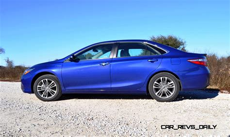 2015 Toyota Camry Hybrid Review 2015 Toyota Camry Se Hybrid Review 24
