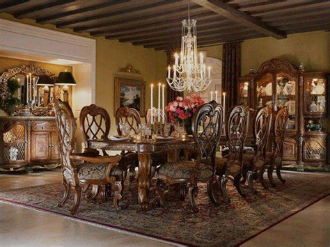 Bamboo Dining Room Table dining room decorating ideas victorian dining room