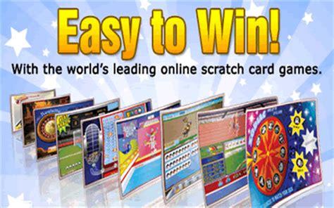 Win Money Online Scratch Cards - online scratchies instant 5 free scratch card games