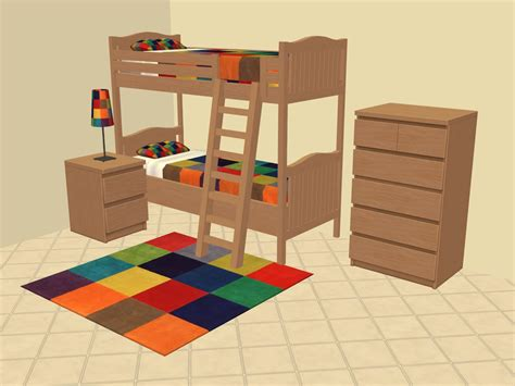 mod the sims baylor s nantucket bunk beds malm