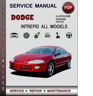 chilton car manuals free download 2001 dodge intrepid security system dodge intrepid service repair manual download info service manuals